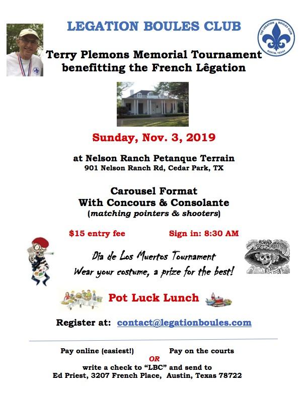 LBC - 2019.11.03 Tournament Flyer